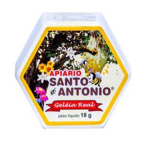 Geléia Real pote de 18g – Apiário Santo Antonio