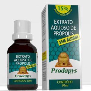 Extrato Aquoso de Própolis – 30ml (frasco – sem álcool) – Prodapys