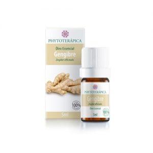 Gengibre ( óleo essencial ) – Phytoterápica