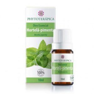 Hortelã-Pimenta ( óleo essencial ) –  Phytoterápica