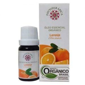 Laranja (óleo essencial orgânico) – 10 ml – Phytoterápica