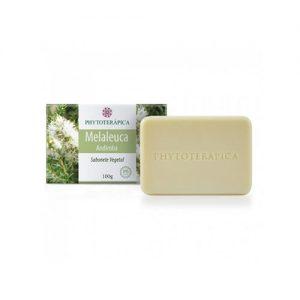 Melaleuca e Andiroba (sabonete vegetal) 100g – Phytoterápica
