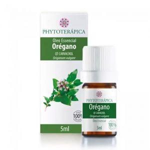 Orégano ( óleo essencial ) – Phytoterápica