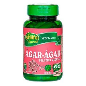 Ágar Ágar Gelatina Natural – Unilife Vitamins