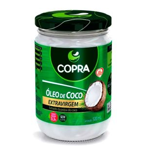 Óleo de Coco 500ml ExtraVirgem – Copra