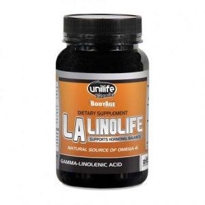 Óleo de Prímula Linolife LA – Unilife Vitamins Body Age