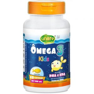 Ômega 3 Kids – Unilife Vitamins