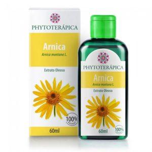 Arnica ( extrato oleoso ) – Phytoterápica