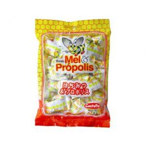 Balas Mel&Própolis 60g – Castella