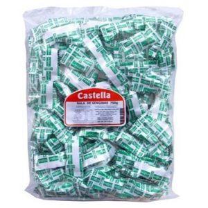 Balas de Gengibre 750G  160 unids. – Castella