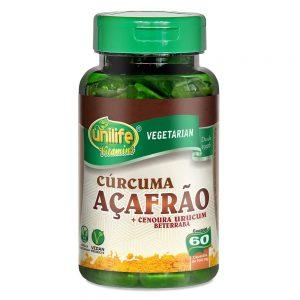 Cúrcuma Açafrão ( Cenoura, Urucum e Beterraba ) – Unilife Vitamins