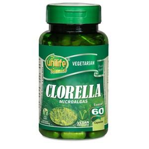 Clorella (Microalgas) – Unilife Vitamins