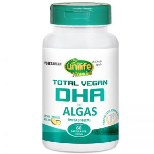DHA de Algas ( Total Vegan ) – Unilife Vitamins