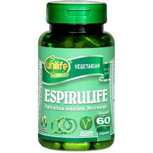 Espirulife ( Spirulina máxima, Microalga ) – Unilife