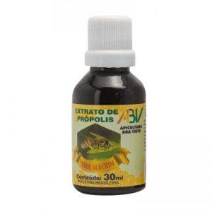Extrato de Própolis Verde ( 11% de concentração ) 30ml – ABV – Apicultura Boa Vista