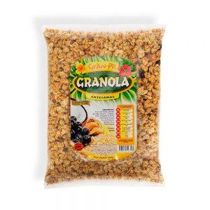 Granola Artesanal 500g – Gran-Pic