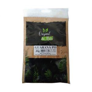 Guarana em Pó ( Paullinia cupana ) 30g – Original da Mata