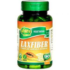 Laxfiber Fibra de Aveia e Mamão – Unilife Vitamins