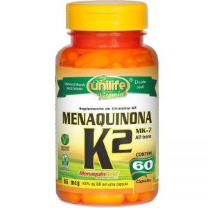Menaquinona Vitamina K2 – Unilife Vitamins