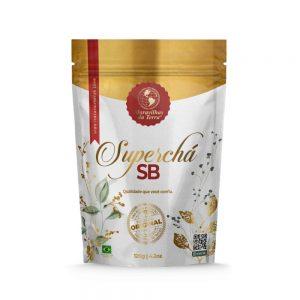Super Chá ( SB )  Seca Barriga – pct. 120g