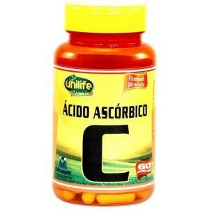Vitamina C ( Ácido Ascórbico ) – Unilife Vitamins