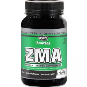 ZMA (repositor muscular) – Unilife Vitamins Body Age