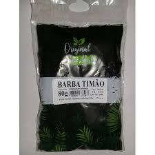 Barbatimão ( Stryphnodendron barbatiman ) 80g – Original da Mata