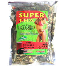 Super Cha Seca Barriga ( Goji Berry e Hibisco ) – pct. 100g