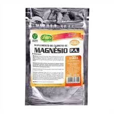 Cloreto de Magnésio P.A. 33g – Unilife Vitamins