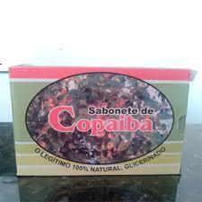 Sabonete de Copaíba – Incafs Cosméticos
