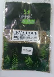 Erva Doce ( Pimpinella anisum ) 40g – Original da Mata