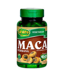 Maca Peruana ( com Vitamina C e Zinco )  – Unilife