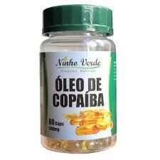 Óleo de Copaíba – Ninho Verde