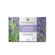 Lavanda & Rosa Mosqueta ( sabonete vegetal ) 100g – Phytoterápica