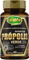 Extrato de Própolis Verde 20% – Unilife Vitamins