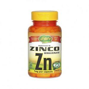Zinco Bisglicinato – Unilife Vitamins
