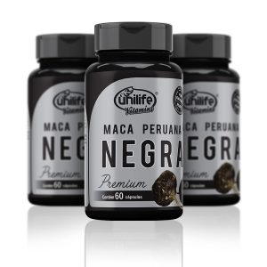 Maca Peruana Negra Premium – Unilife