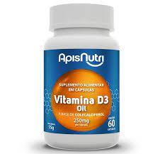 Vitamina E ( Oil – Tocoferol ) – ApisNutri